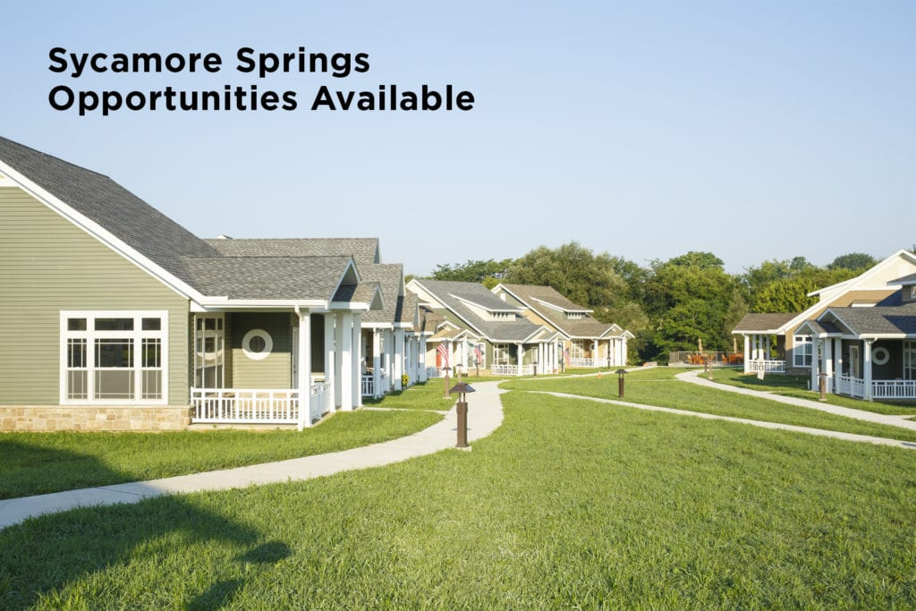 Sycamore Springs community