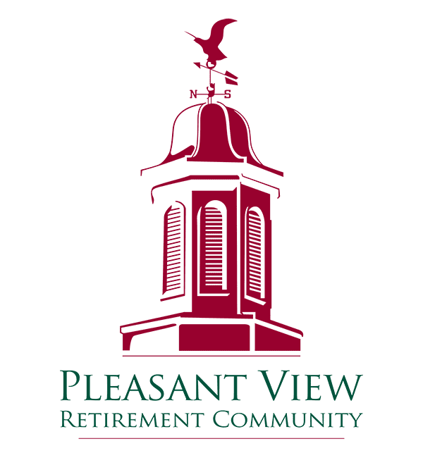 Pleasant View Retirement Community Logo