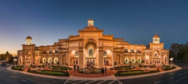 Sight and Sound Theatres exterior